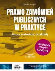 okładka Prawo zamówień publicznych w praktyce, Ebook | Marta Kozyra