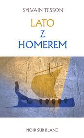 okładka Lato z Homerem, Ebook   Sylvain Tesson