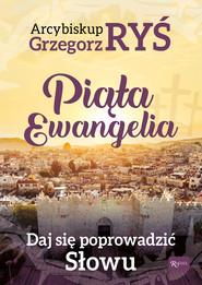 okładka Piąta Ewangelia, Daj się poprowadzić Słowu, Audiobook | Grzegorz Ryś