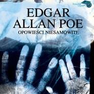 okładka Opowieści niesamowite, Audiobook | Allan Poe Edgar