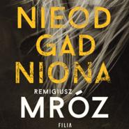 okładka Nieodgadniona, Audiobook | Remigiusz Mróz