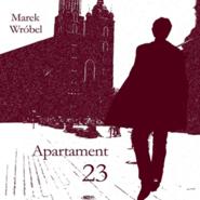 okładka Apartament 23, Audiobook | Marek Wróbel