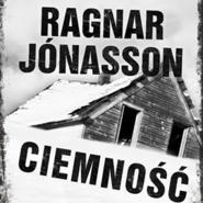 okładka Ciemność, Audiobook   Ragnar Jónasson