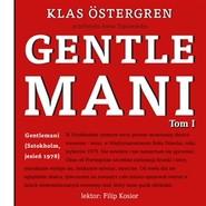 okładka Gentlemani tom 1, Audiobook | Ostergren Klas
