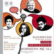 okładka (Nie)Boszczyk mąż cz. 1, Audiobook | Chmielewska Joanna