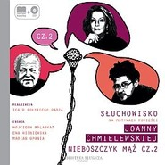 okładka (Nie)Boszczyk mąż cz. 2, Audiobook | Chmielewska Joanna
