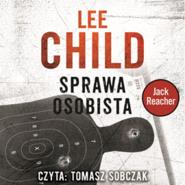 okładka Sprawa osobista, Audiobook | Lee Child