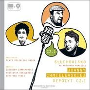 okładka Depozyt cz.1, Audiobook | Chmielewska Joanna