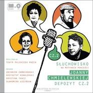okładka Depozyt cz.2, Audiobook | Chmielewska Joanna