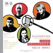 okładka Kocie worki, Audiobook | Chmielewska Joanna