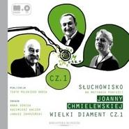 okładka Wielki diament cz. 1, Audiobook | Chmielewska Joanna