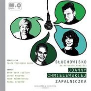 okładka Zapalniczka, Audiobook | Chmielewska Joanna