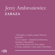 okładka Zaraza, Audiobook | Jerzy Ambroziewicz