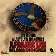 okładka Afganistan - relacja BOR-owika, Audiobook | Jan Jagoda