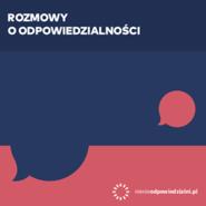 okładka Rozmowy o odpowiedzialności, Audiobook | Adam Aduszkiewicz