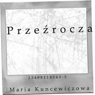 okładka Przeźrocza, Audiobook   Kuncewiczowa Maria