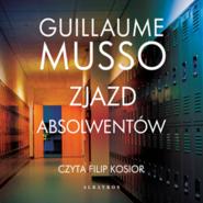 okładka Zjazd absolwentów, Audiobook   Guillaume Musso