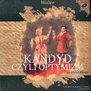 okładka Kandyd czyli optymizm, Audiobook | Wolter