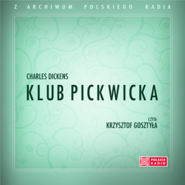 okładka Klub Pickwicka, Audiobook | Charles Dickens
