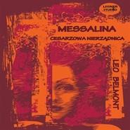 okładka Messalina - cesarzowa nierządnica, Audiobook | Leo Belmont