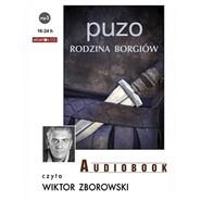 okładka Rodzina Borgiów, Audiobook | Mario Puzo