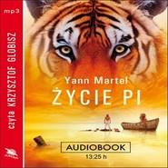 okładka Życie Pi, Audiobook   Yann Martel