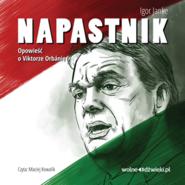 okładka Napastnik, Audiobook | Igor Janke