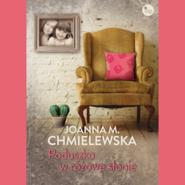 okładka Poduszka w różowe słonie, Audiobook | M. Chmielewska Joanna