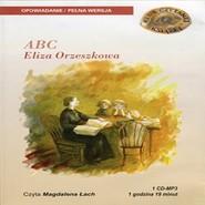 okładka ABC, Audiobook | Eliza Orzeszkowa