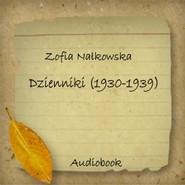 okładka Dzienniki (1930-1939), Audiobook   Zofia Nałkowska