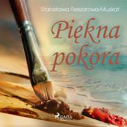 okładka Piękna pokora, Audiobook   Fleszarowa-Muskat Stanisława