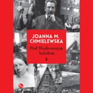 okładka Pod wędrownym aniołem, Audiobook | M. Chmielewska Joanna