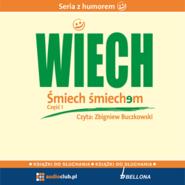 """okładka Śmiech śmiechem cz. I, Audiobook   Wiechecki """"Wiech"""" Stefan"""