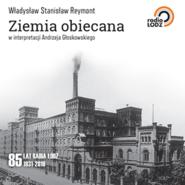 okładka Ziemia Obiecana, Audiobook   Władysław Reymont