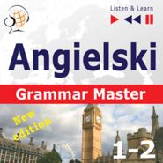 okładka Angielski – Grammar Master: Gramamr Tenses + Grammar Practice, Audiobook | Dorota Guzik