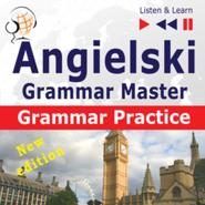 okładka Angielski – Grammar Master: Grammar Practice, Audiobook | Dorota Guzik