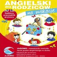 okładka Angielski dla rodziców. Na wakacje, Audiobook   Anna Śpiewak