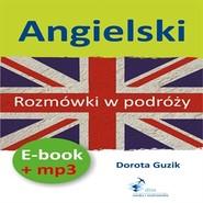 okładka Angielski Rozmówki w podróży + PDF, Audiobook | Dorota Guzik