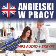 okładka Angielski w pracy, Audiobook | Dvoracek Tomas