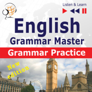 okładka English Grammar Master: Grammar Practice, Audiobook | Dorota Guzik