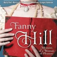 okładka Fanny Hill Memoirs of a Woman of Pleasure. Wspomnienia kurtyzany w wersji do nauki angielskiego, Audiobook   John Cleland