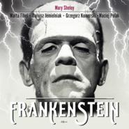 okładka Frankenstein w wersji do nauki angielskiego, Audiobook | Mary Shelley