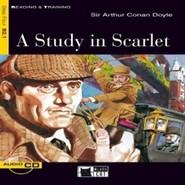 okładka Study in Scarlet, Audiobook   Arthur Conan Doyle