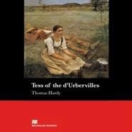 okładka Tess of the d'Urbervilles, Audiobook   Thomas Hardy