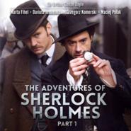 okładka The Adventures of Sherlock Holmes (part I). Przygody Sherlocka Holmesa w wersji do nauki angielskiego, Audiobook | Arthur Conan Doyle Sir