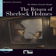 okładka The Return of Sherlock Holmes, Audiobook   Arthur Conan Doyle
