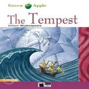 okładka The Tempest, Audiobook | William Shakespeare