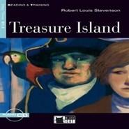 okładka Treasure Island, Audiobook | Robert Louis Stevenson