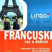 okładka Francuski raz a dobrze, Audiobook | Katarzyna Węzowska