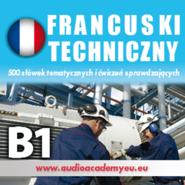 okładka Francuski techniczny, Audiobook | Dvoracek Tomas